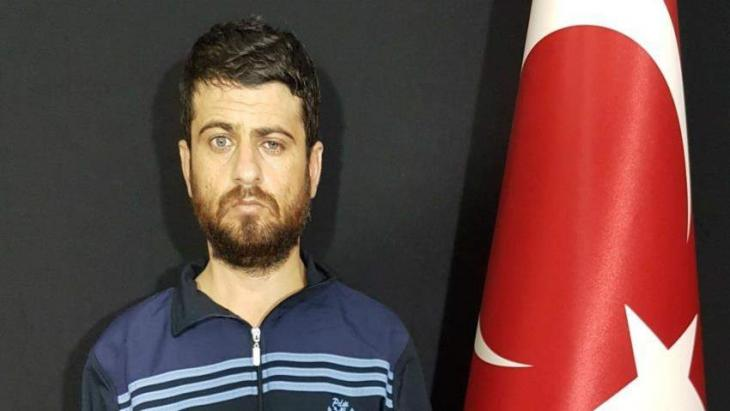 Turkey captures 2013 border bombing suspect in Syria operation