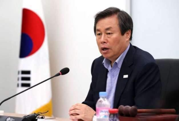 S. Korea to propose co-hosting 2032 Olympics with N. Korea: sports minister