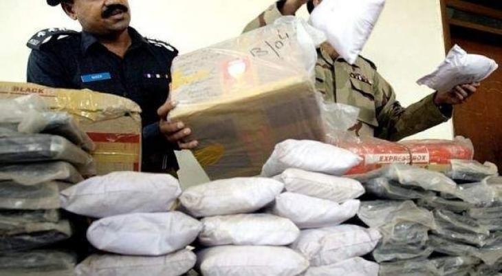 80 cases registered, 101 drug peddlers nabbed in Capital under special campaign in Islamabad