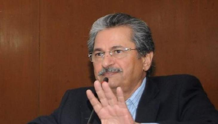 Special wing to be constitued for literacy, 22.8 mln OOSC target: Shafqat Mehmood