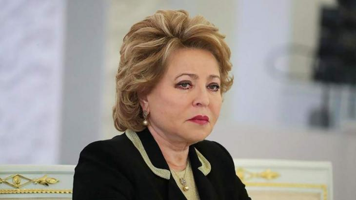 Delegates From 117 Countries to Take Part in Eurasian Women's Forum in Russia - Matviyenko