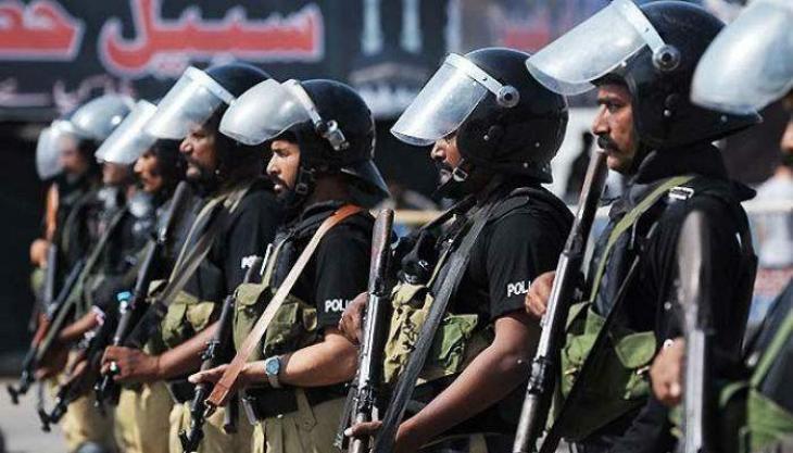 DPO reviews security arrangements during Muharran in Sargodha