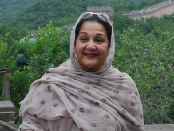 Kulsoom Nawaz's services for democracy laudable: Amir Dogar