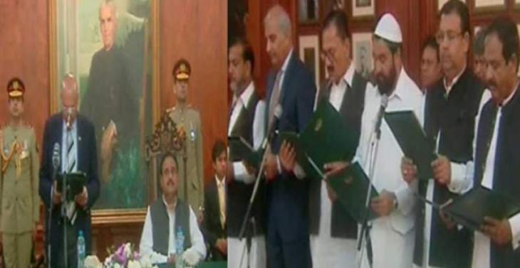 12 new ministers inducted into Punjab cabinet
