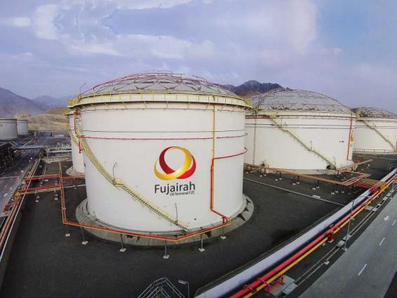 Fujairah oil product stocks up 8.1 per cent to seven-week high