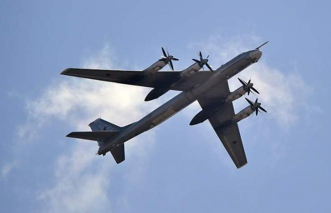 Russia's Tu-95MS Conduct Flights Over Arctic as Part of Vostok-2018 Drills - Ministry
