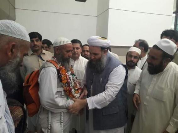 Federal Govt paying attention to facilitate pilgrims: Minister
