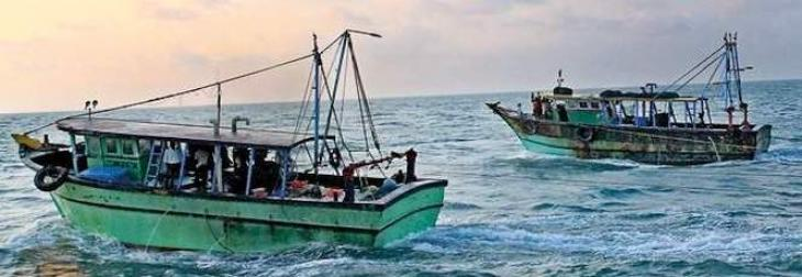 Pakistan Maritime Security Agency arrests 18 Indian fishermen and confiscates two of their boats