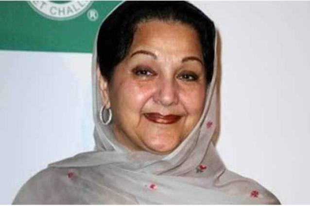 Mayor Bahawalpur grieved over demise of Begam Kulsoom Nawaz