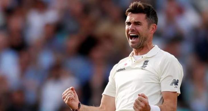 Anderson 'not finished yet' after breaking Test record