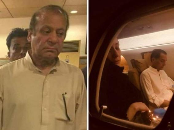Nawaz Sharif given 3-day extension in parole