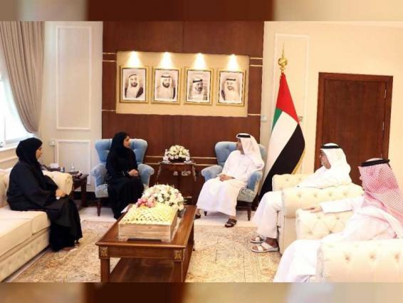 UAE Attorney-General meets Sharjah Family Affairs' delegation