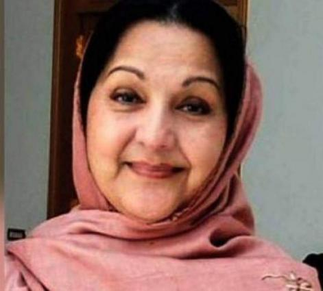Chief Minister Gilgit Baltistan announces three days mourning in GB over Kulsoom Nawaz death