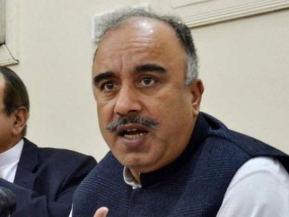 Provision of basic amenities, top priority of government: Shah Farman