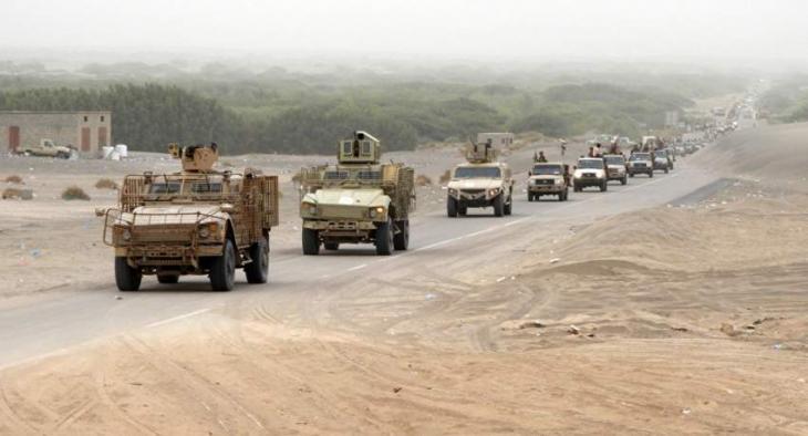 Yemeni Gov't Forces Block Strategic Road East of Port City of Al Hudaydah - Source