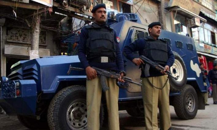 Six held from different areas of city Karachi