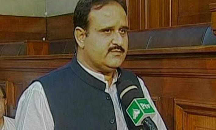 Chief Minister Punjab Buzdar vows to construct mini dams in Southern Punjab