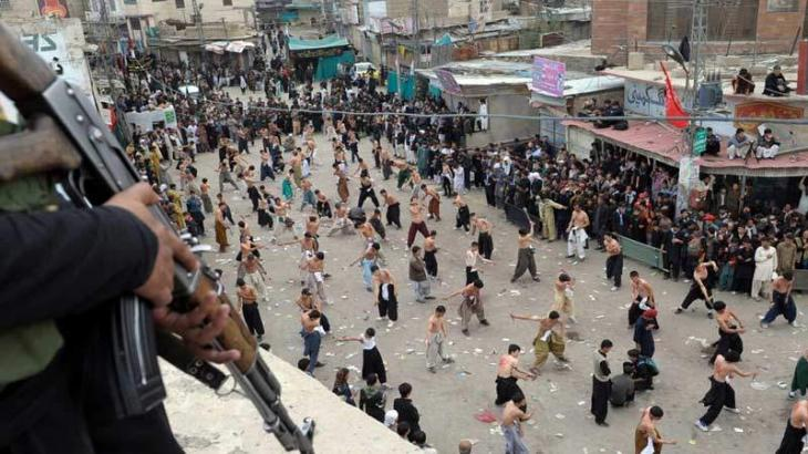 Foolproof security arrangements made for Muharram in Jhang