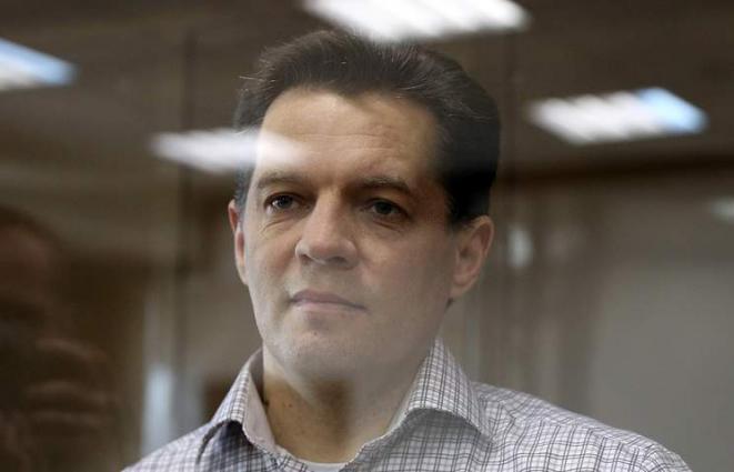 OSCE Media Freedom Representative Urges Release of Ukraine's Suschenko Convicted in Russia