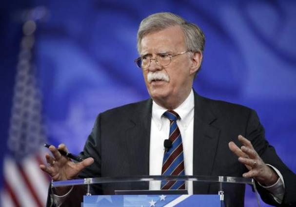 Trump Signs Order Directing Intelligence Community to Assess Election Meddling - Bolton