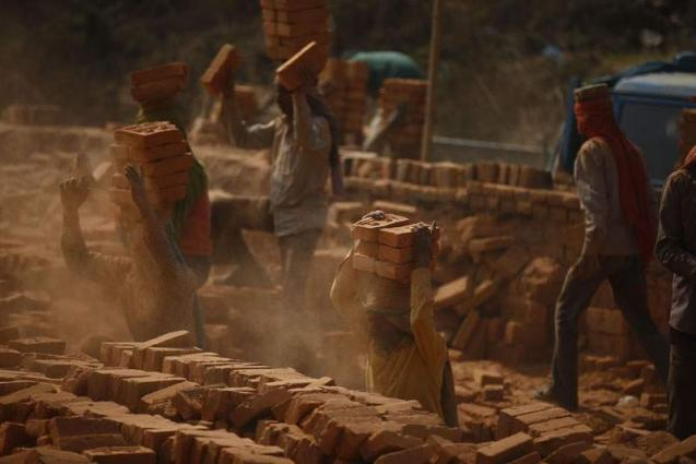 Use of zig-zag technologies in construction of brick kilns to minimize environmental effects