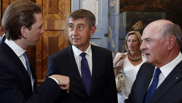 Czech Constitutional Officials Call for Discussing Anti-Russian Sanctions in EU Council