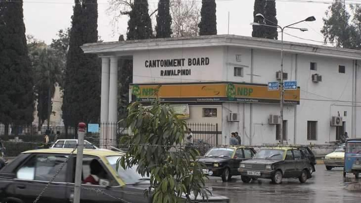Rawalpindi Cantonment Board constitutes squad to end encroachments