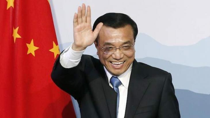China, Japan should consolidate momentum of improvement in ties: Premier Li