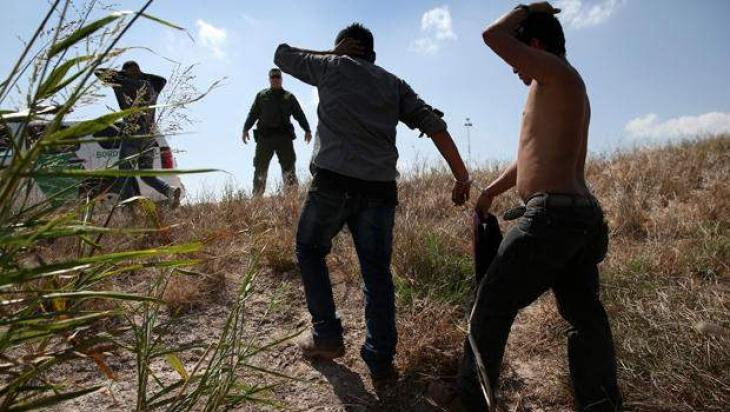 Number of Illegal Migrant Families Apprehended at US-Mexico Border Spikes in August - DHS