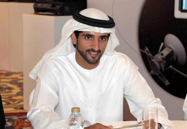 Dubai Crown Prince leading UAE knights at FEI World Equestrian Games
