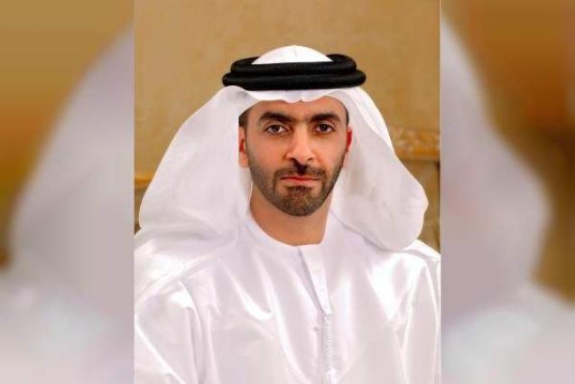 Saif bin Zayed attends wedding
