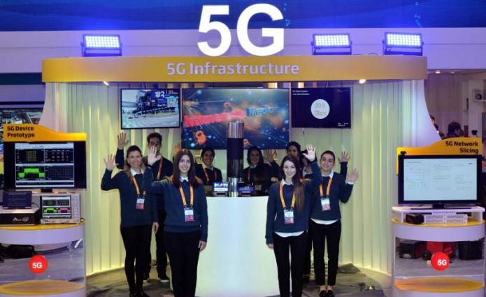 SK Telecom Chooses Samsung, Ericsson, Nokia For 5G Service - UrduPoint