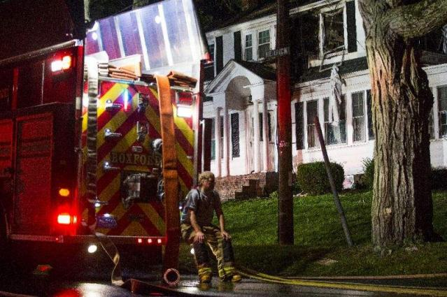 Teen dead as gas explosions rock US towns