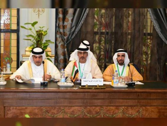 UAE Parliamentary Division concludes participation in parliamentary seminar on current situation in Arab region