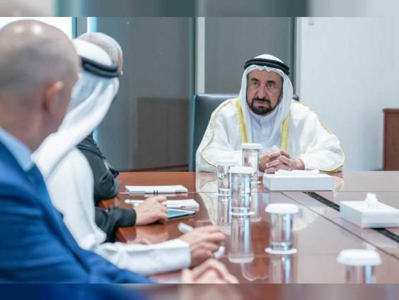 Sharjah Ruler receives Private Schools Assessment Committee
