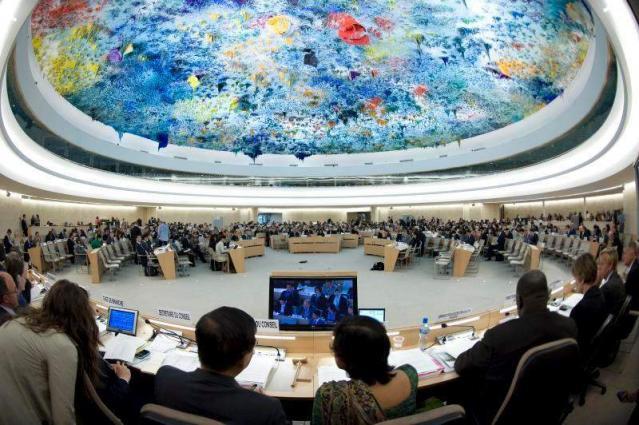 Al Ghofran clan present letter to UN OHCHR highlighting Qatar violations
