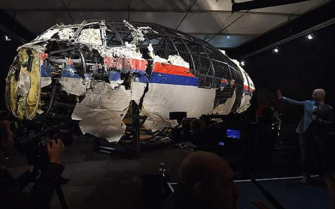 Russia says Ukraine shot down flight MH17