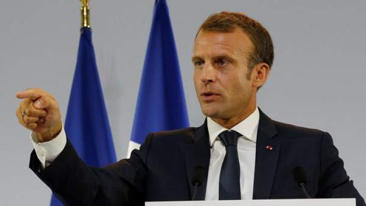 Macron Admitting to French Torture in Algeria Good But Insufficient Gesture - Activist