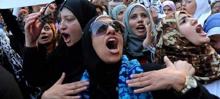 Al Ghufran tribe stage protest in Vienna against Qatari regime