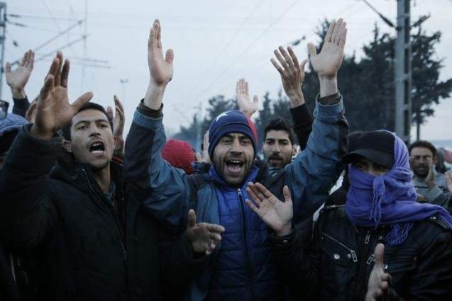MSF Decries Failed EU-Turkey Migration Deal Amid Greek Island Camps Overflow