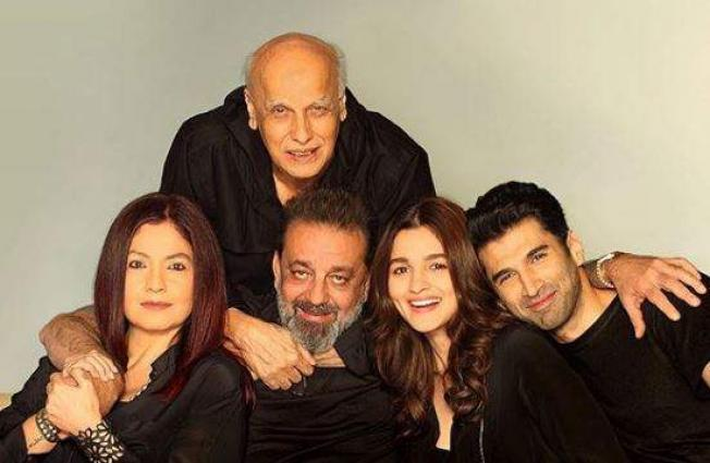 Sadak 2 is a dream come true: Alia Bhatt thanks father on 70th birthday