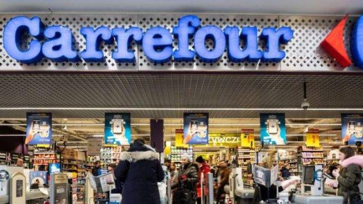 French Retailer Carrefour Denies Seeking Casino Merger