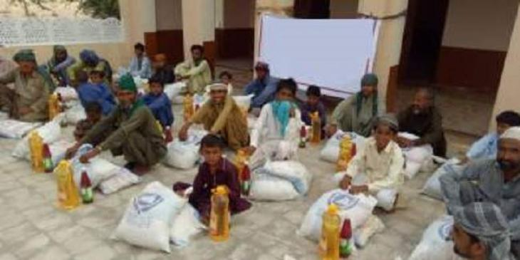 Sindh govt launches relief operation in drought-hit Tharparker region