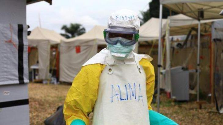 World Health Organization warns of 'perfect storm' for Ebola in the Congo