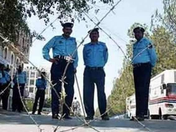 Islamabad Police Arrest 32 Criminals During Targeted Search