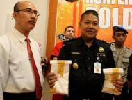 Frenchman busted in Indonesia with drugs haul: police