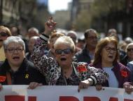 Spanish Retirees Hold Rallies for Better Pensions Across Spain