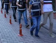 Turkey: 9 FETO-linked terror suspects arrested
