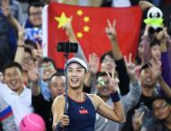 China's rising star Wang admits 'surprise' at surge in form