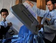 Afghan Parliamentary Vote to Be Held as Planned Despite Recent At ..